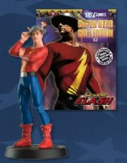 Eaglemoss DC Comics Super Hero Figurine Collection #052 Golden Age Flash